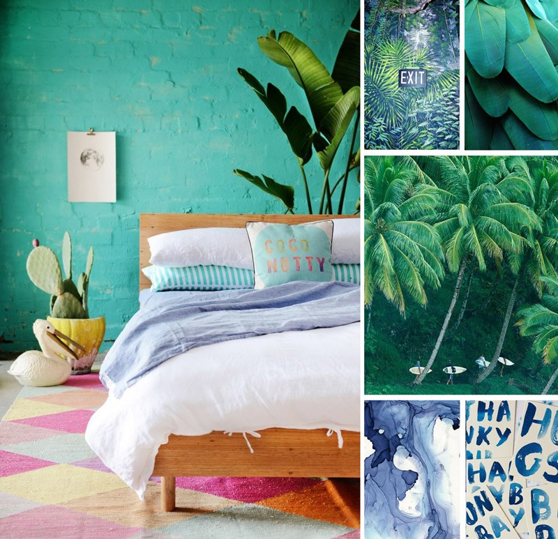 Decoración tropical hits. Interiorismo y Decoración Madrid R de Room