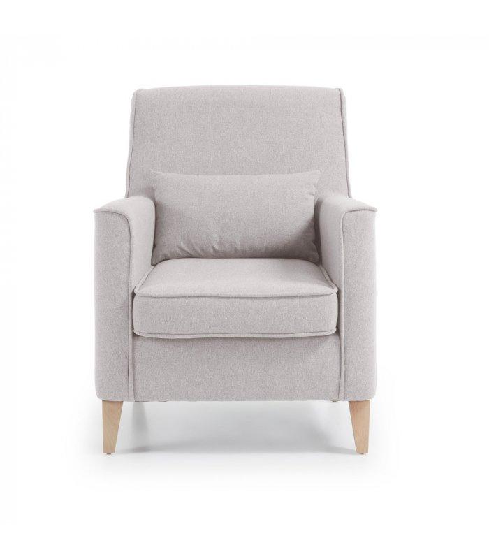 silla de estudio tapizada sin brazos aina