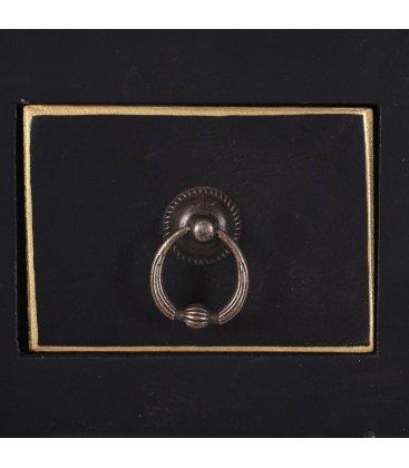 Consola color negro de estilo asiático TIBET
