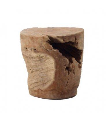 R-DISEÑO-SHOP-mesa-baja-auxiliar-café-tronco-madera-maciza-WOODIE-taburete-reposapies-predet