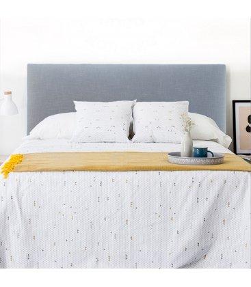 Cabecero tapizado en tela ARIES