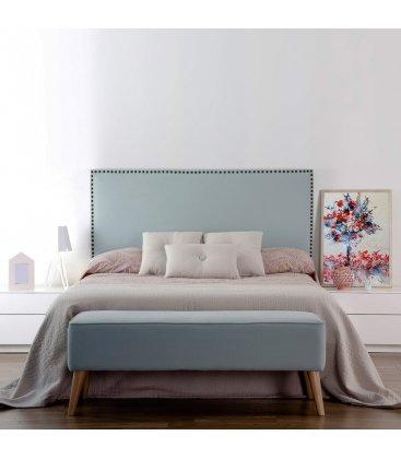 Cabecero tapizado en tela para colgar PISCIS (varios colores)