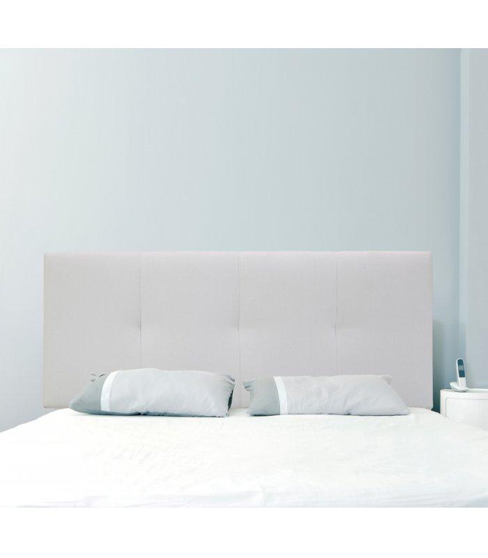 Cabecero tapizado en tela con capiton varios colores - Cabeceros de cama tapizados en tela ...
