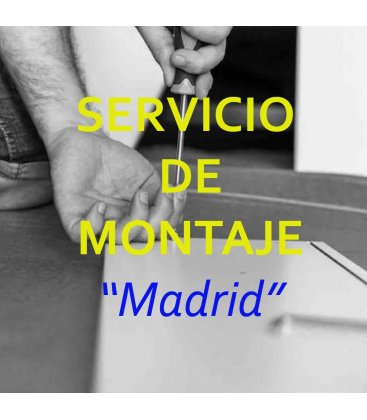 Servicio de montaje en la Comunidad de Madrid n02