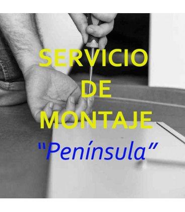 Servicio de montaje en la Península n07