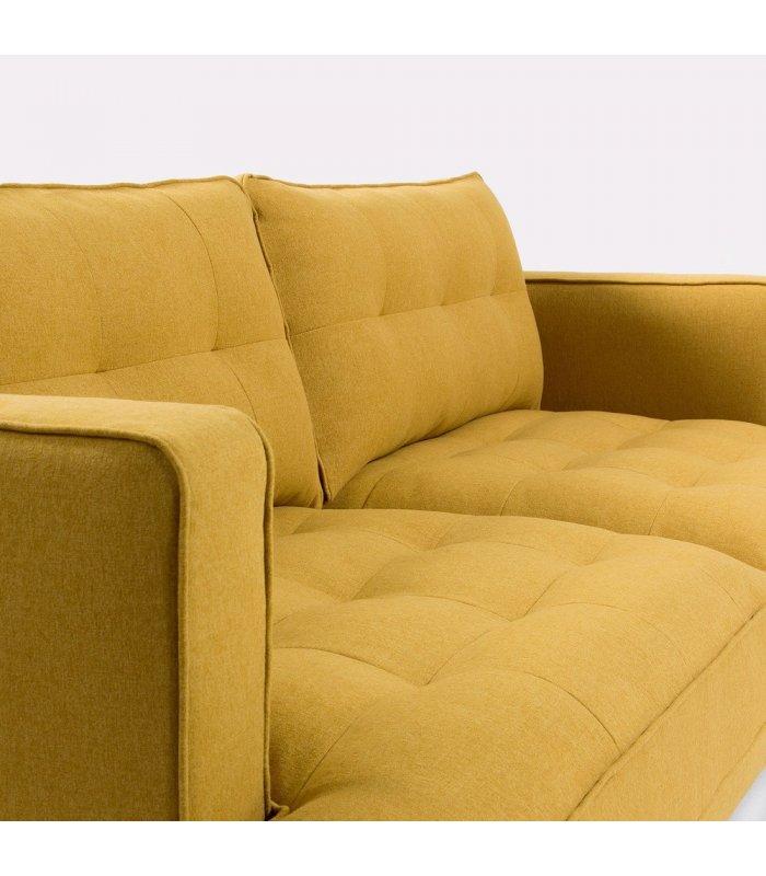 Tapizar cojines de sofa awesome precioso sof de tres plazas tapizado with tapizar cojines de - Tapizar cojines sofa ...