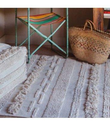 Alfombra lavable air natural peque a lorena canals - Alfombras pequenas ...
