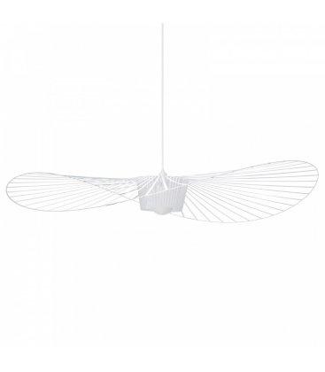 Lámpara de techo VÉRTIGO blanca (2 tamaños)
