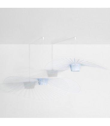 Lámpara de techo VÉRTIGO azul (2 tamaños)