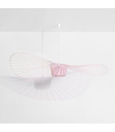 Lámpara de techo VÉRTIGO rosa (2 tamaños)