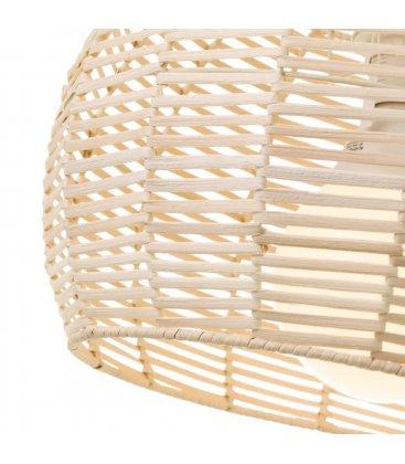 Lámpara de techo de ratán trenzado JUNGLE