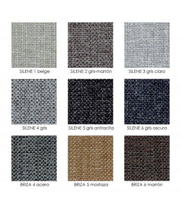Sofá desenfundable NOVA (varias dimensiones y tapizados)
