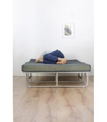 Puff cama VIVY (varias dimensiones y tapizados)