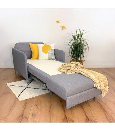 Sofá cama PROVENCE (varias dimensiones y tapizados)