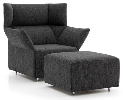 Mueble del d a sillones orejeros de dise o actual r de for Sillones de diseno online