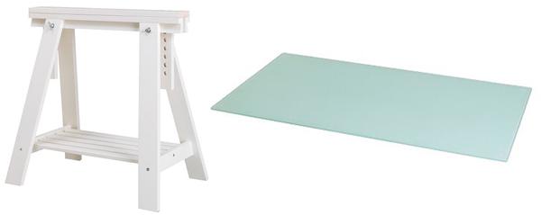 Vika Artur y Glasholm de Ikea.