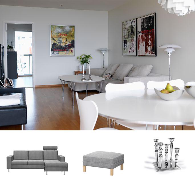 Copia el estilo sal n n rdico con vistas r de room for Decoracion salon estilo nordico