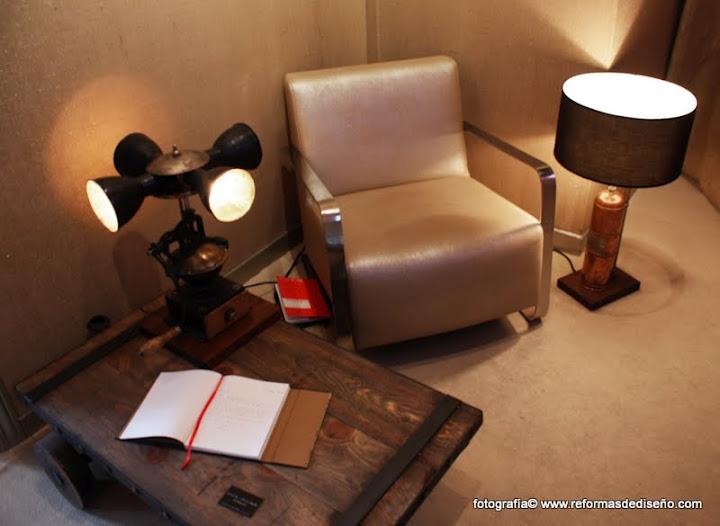 REFORMAS DE DISEÑO CASA DECOR MADRID 2012 salones estares interioristas decoradores reformas