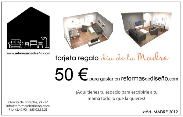 REGALO 50 euros DIA MADRE peq 50€ gratis