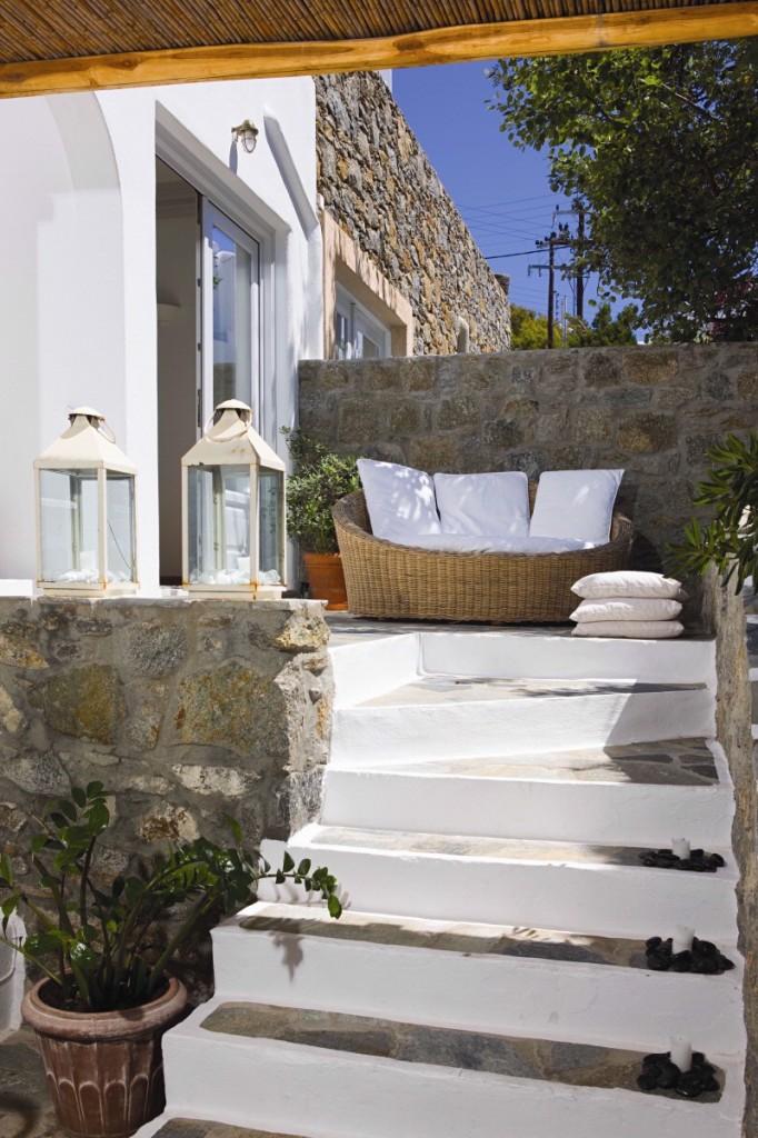 REFORMAS DE DISEÑO hotel mykonos via elenenahotel interiorismo low cost decoración barata