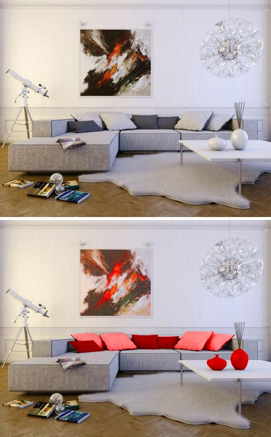 Consultorio gratuito busco muebles para combinar con un for Busco sofa cama