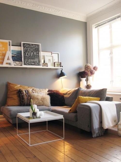 Consultorio gratuito busco muebles para combinar con un - Complementos decoracion salon ...