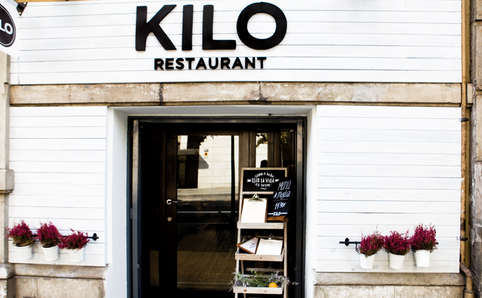 REFORMAS DE DISEÑO restaurante kilo barcelona branding mr wonderful pizarra menú decoración interiorismo madrid mobiliario para restaurantes el tarro de ideas