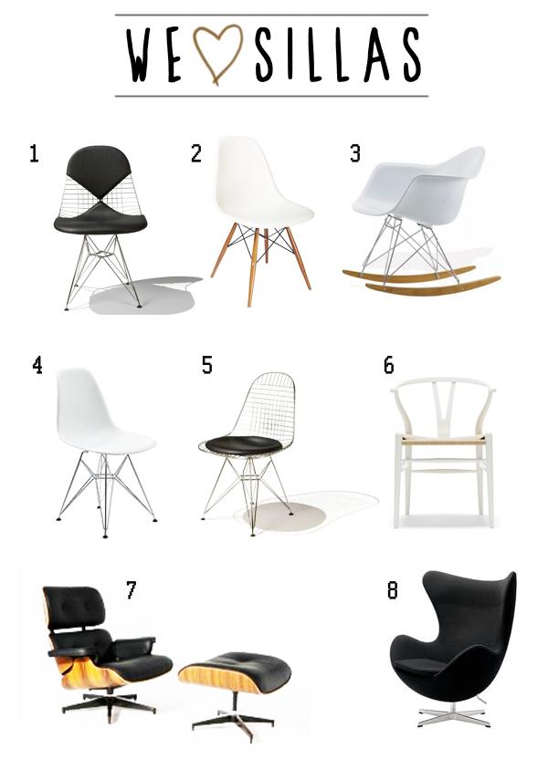 Mercadillo de muebles de dise o we love sillas r de - Mercadillo de muebles ...