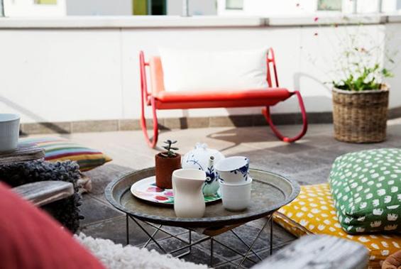 Mueble del d a la mesa bandeja o tray table r de for Muebles marroquies online