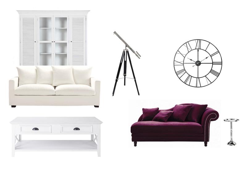REFORMAS DE DISEÑO collage muebles estar 2