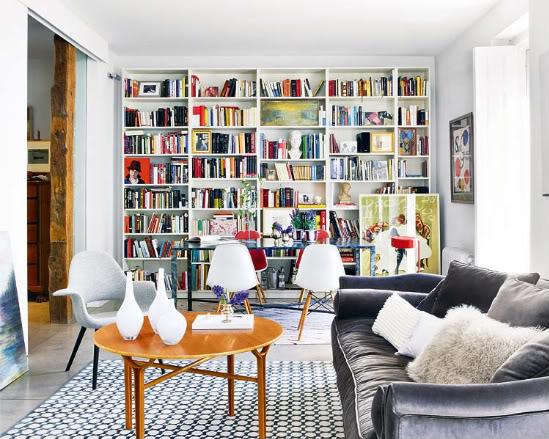Ejemplo De Interiorismo Y Decoracion Un Apartamento Luminoso En - Decoracion-apartamentos