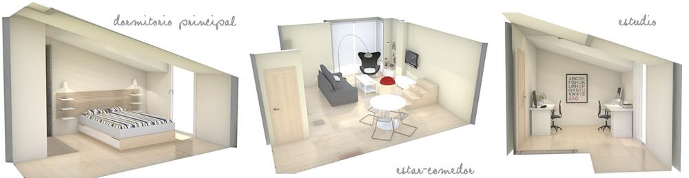 Ejemplo de nuestros servicios interiorismo integral en for Interiorismo y decoracion
