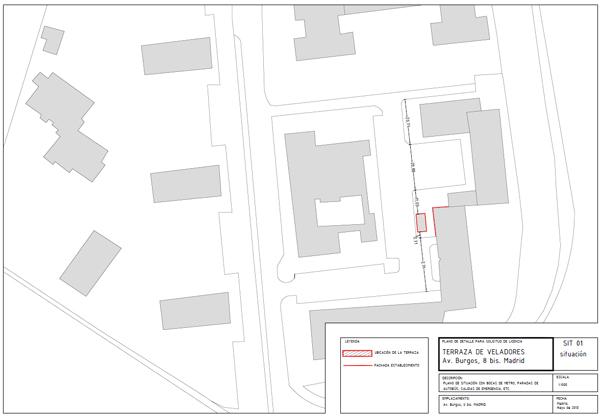 Nueva ordenanza de terrazas de veladores y quioscos de for Cerramiento terraza sin licencia