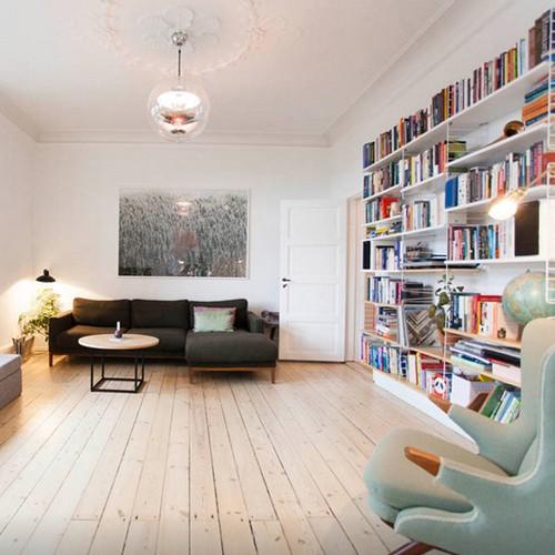 RDISENO INTERIORISMO MADRID Espaciosa y cálida vivienda 2 dormitorios estilo nordico copenhage 0 destacada