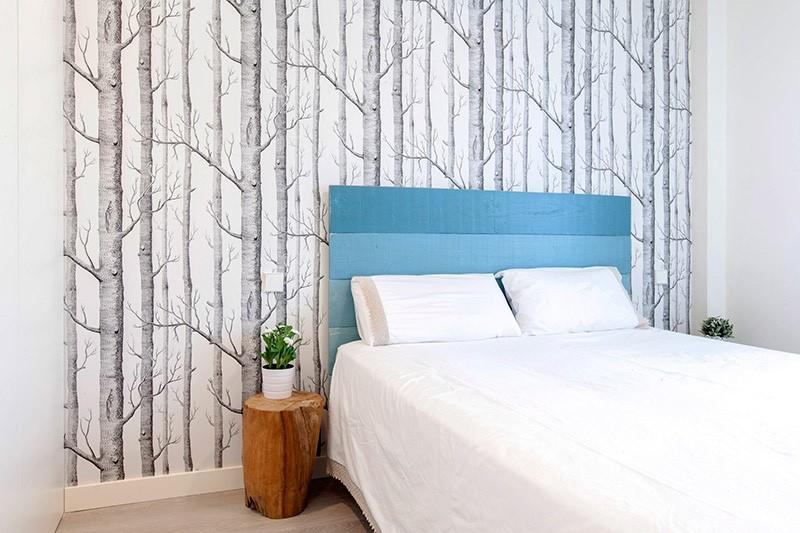 R DE ROOM INTERIORISMO MADRID. Interiorismo de un dormitorio inspirado en el estilo nórdico. Proyecto de www.rderoom.es
