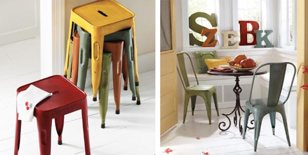 Mueble del d a silla tolix r de room interiorismo y Muebles nordicos madrid
