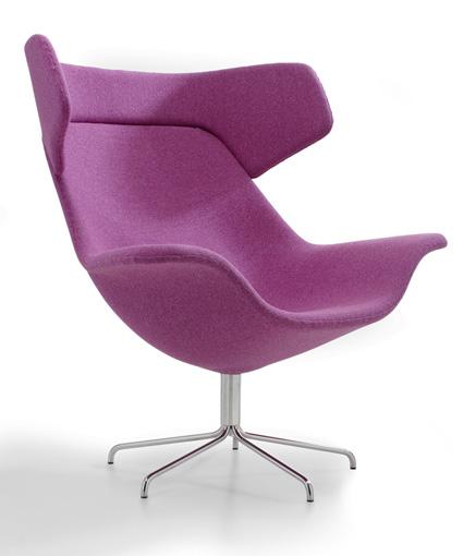 Mueble del d a sillones orejeros de dise o actual r de for Sillones diseno online