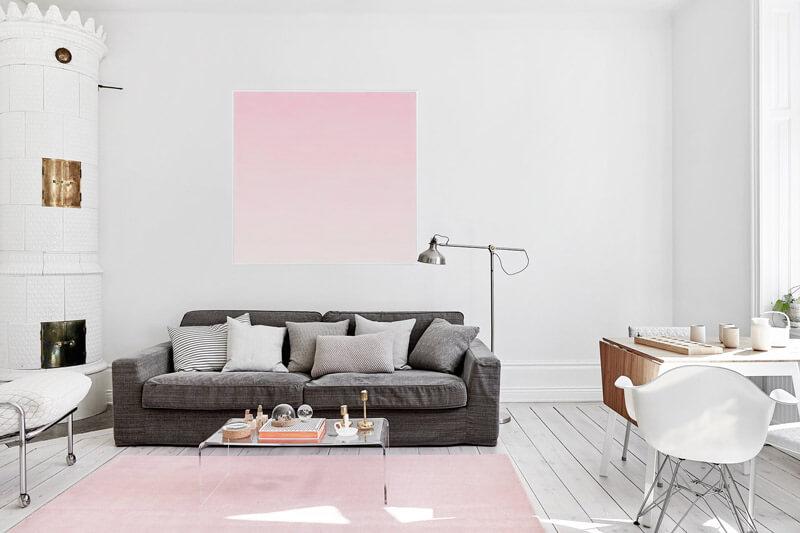 Tips para decorar con el color Pantone 2016: rosa cuarzo.