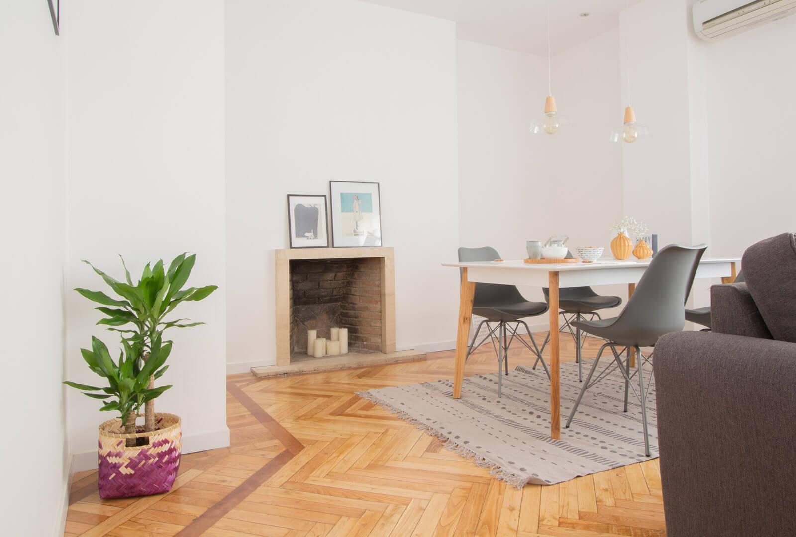 Luchana madrid r de room interiorismo y decoraci n for Estudios de interiorismo madrid