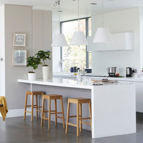 9 medidas muy sencillas para conseguir una cocina acogedora. R de Room Blog