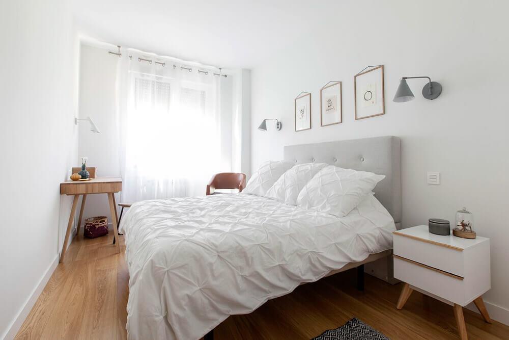 Interiorismo de vivienda en arroyo del fresno nuestra for Pisos arroyo del fresno