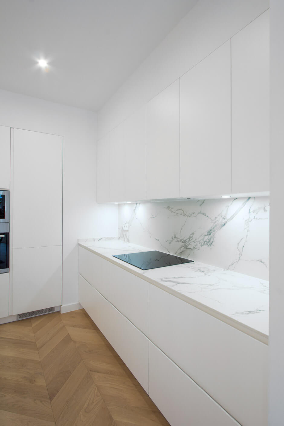 R DE ROOM-proyecto de reforma de vivienda en calle Goya (Madrid)