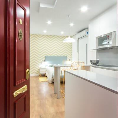 RDEROOM-vivienda para alquilar en Chamberí
