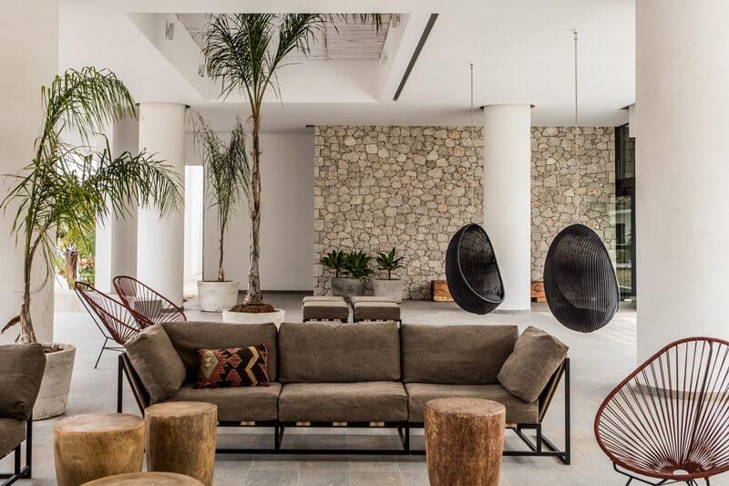 Hotel Casa Cook en Rodas