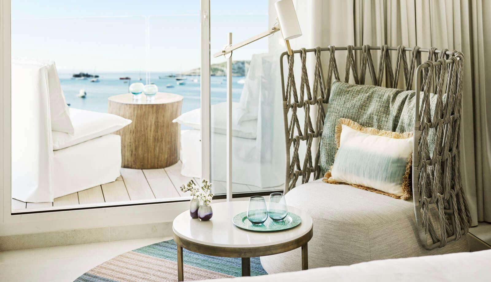 Hotel Nobu en Ibiza