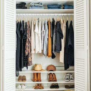 Consejos para planificar armarios y vestidores. Así lo hacemos nosotras.