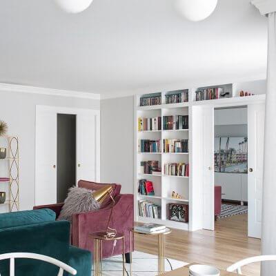 Proyecto de reforma e interiorismo de R de Room.