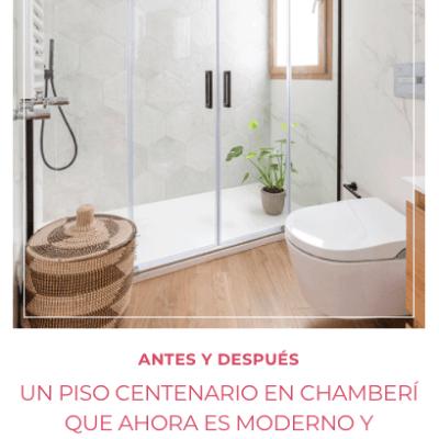 Publicación del proyecto ÁLVAREZ DE CASTRO en la revista EL MUEBLE.